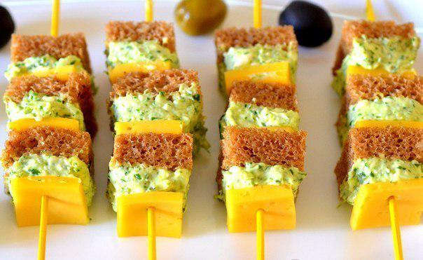 Surprise your Guests with Canapes