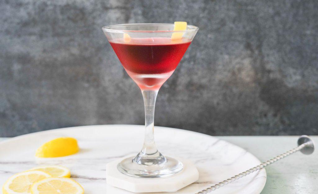 The Queen Martini