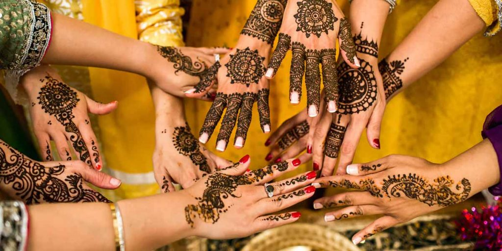 Bollywood Songs For Mehndi Ceremony