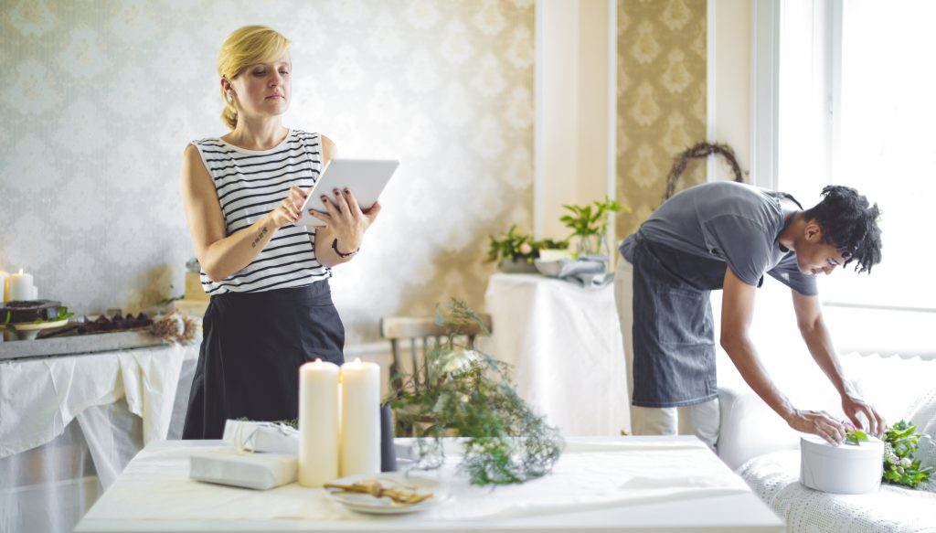 How to wedding planners change