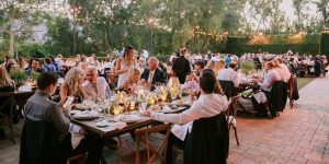 Tips for a Wedding and Reception in One Place