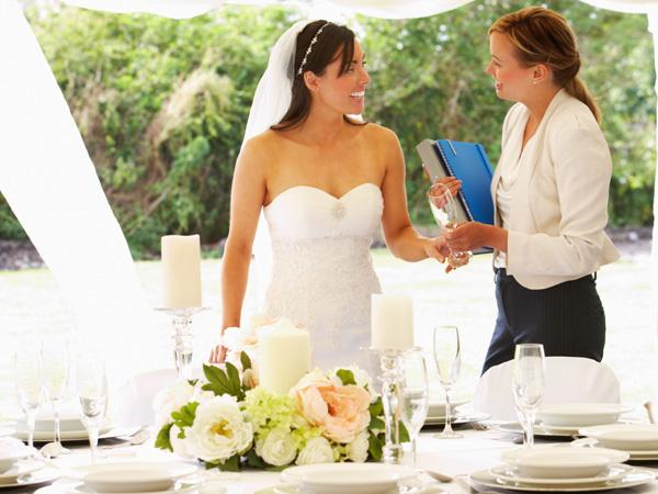 When should you hire a wedding planner?