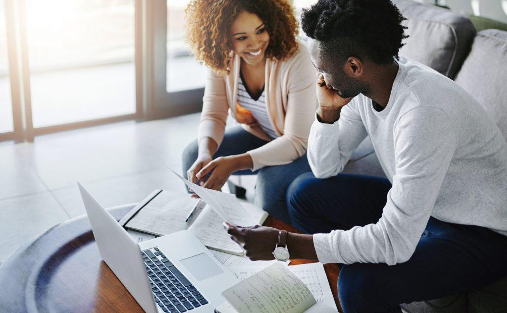 Discuss your finances