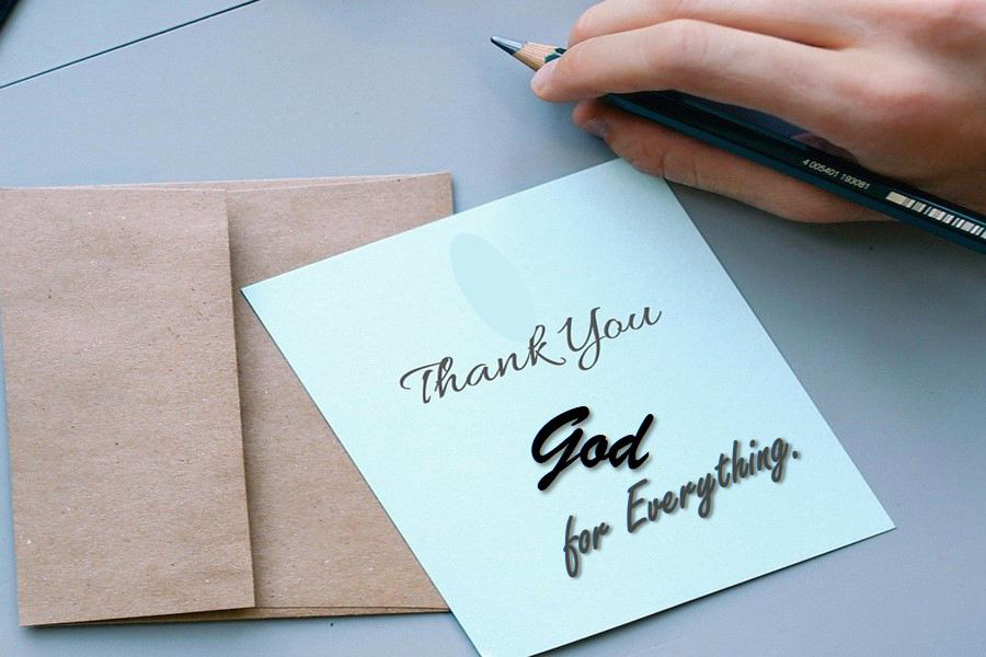 Failing to send thank-you notes