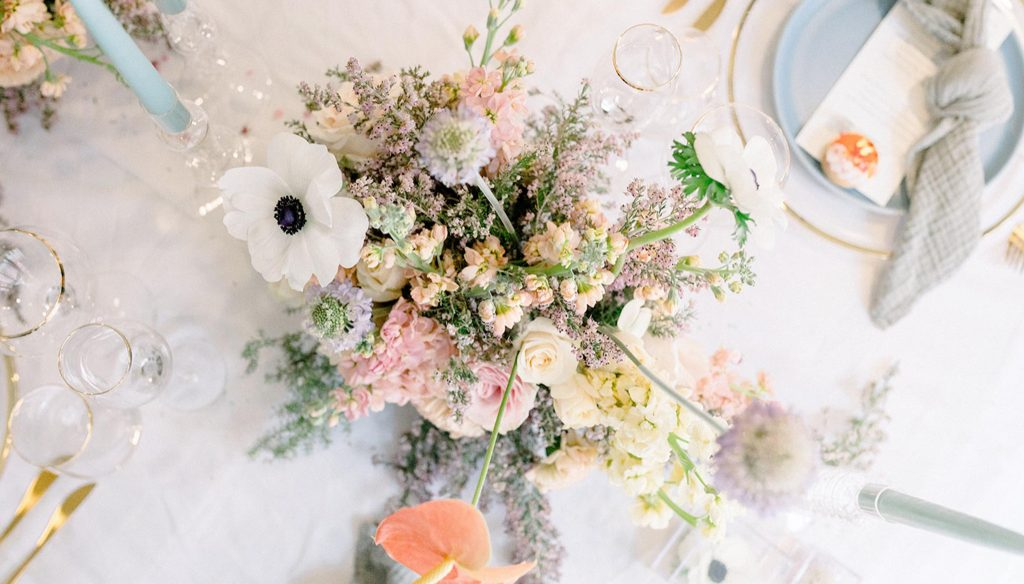 How to choose the color theme for your 2020 wedding?