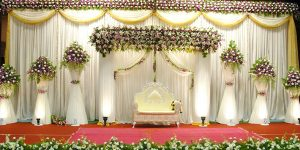 Trending decor ideas for a modern Christian wedding