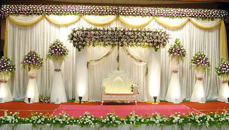 Trending decor ideas for a modern Christian wedding