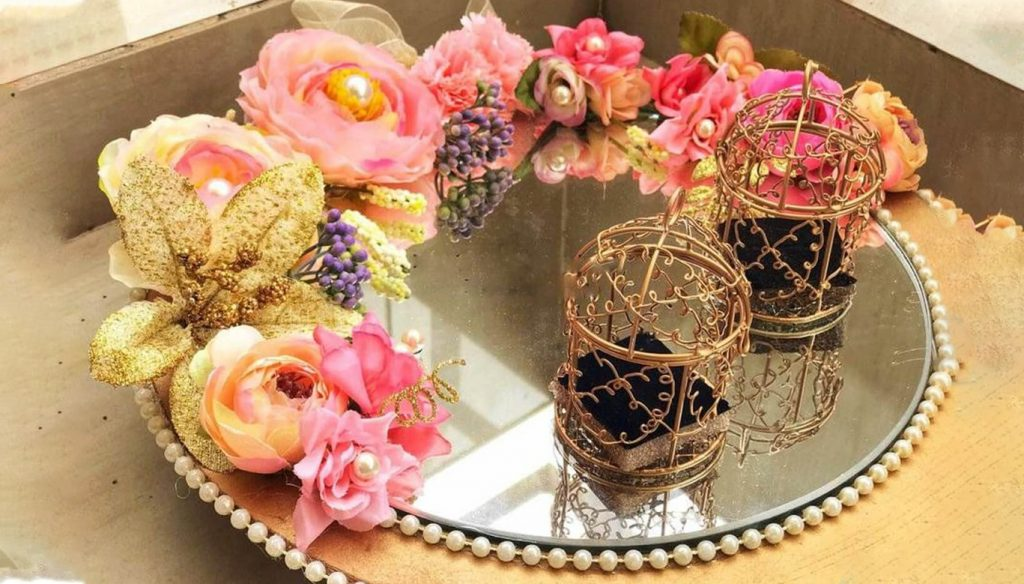Wedding tray decoration ideas 2020