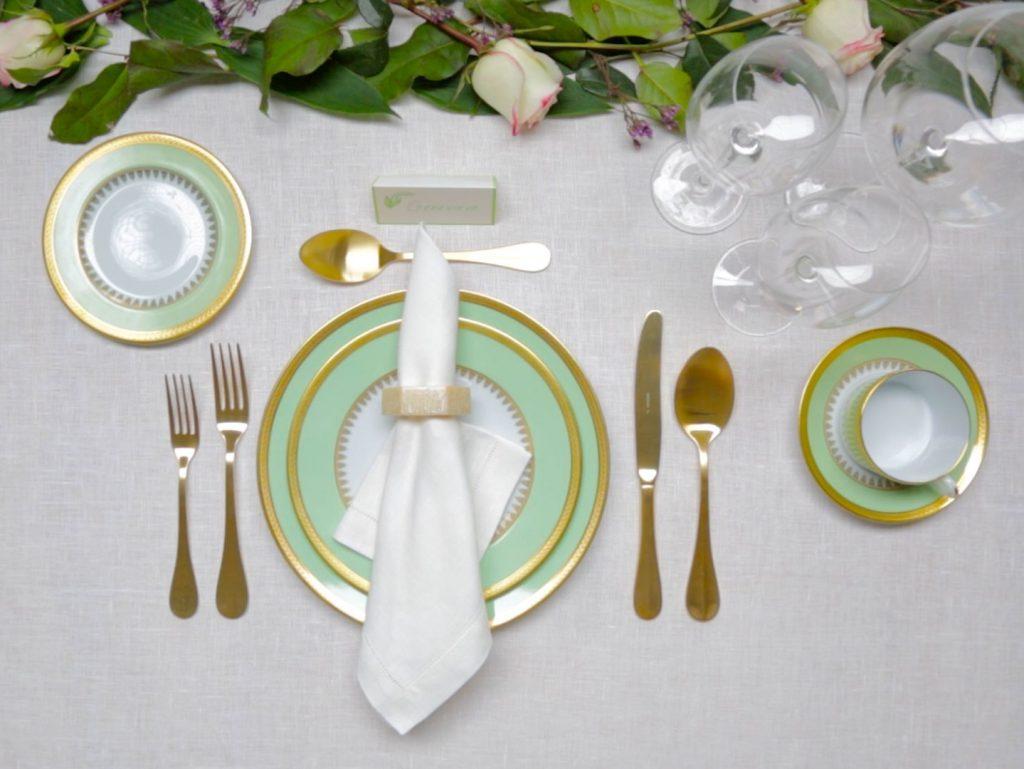 Do not rearrange your dinner seat