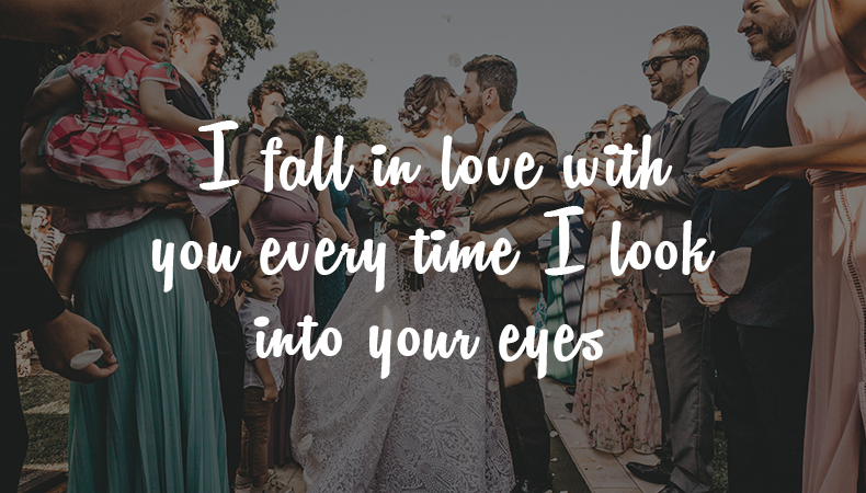 Lovely Wedding Captions (2020) for Status Updates on Social Media