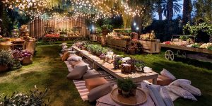 Marvelous Garden Wedding Ideas