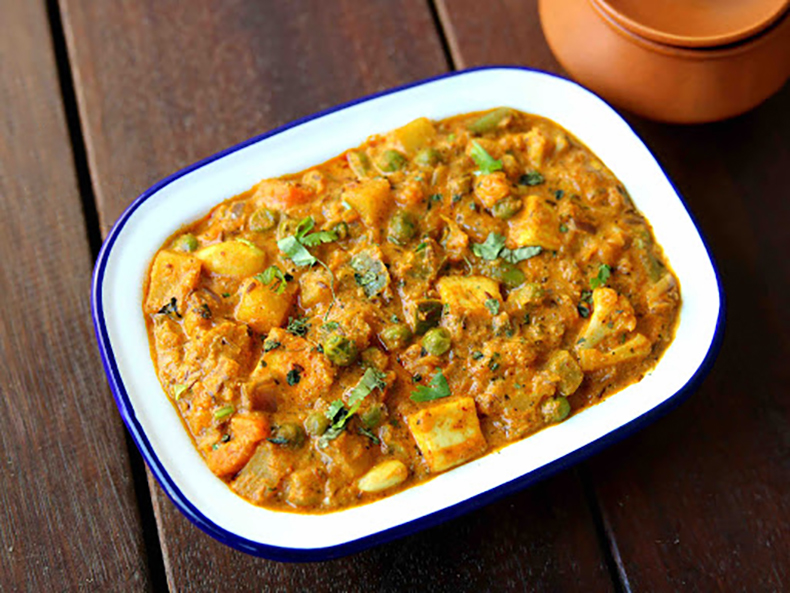 COURSE RECIPES, GRAVIES:CURRIES