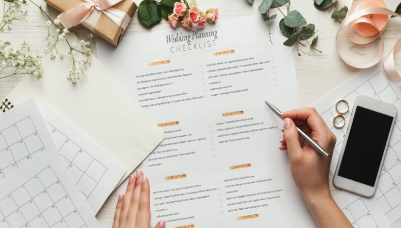 Wedding Planning Tasks You Can Do From Home