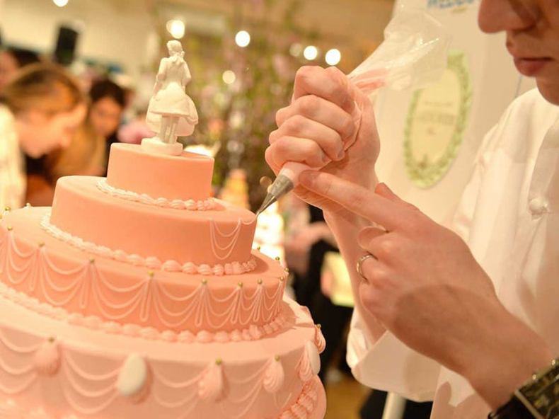 Baking Your Wedding Cake Is Relatively Cheaper Than Buying One