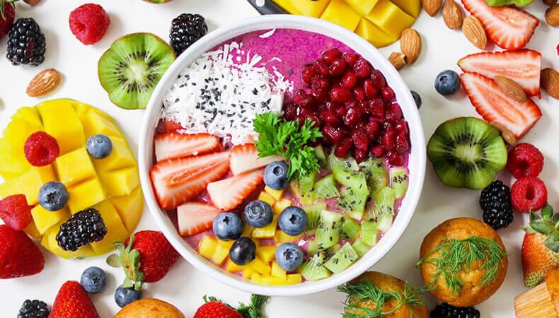 Healthy Wedding Food menus