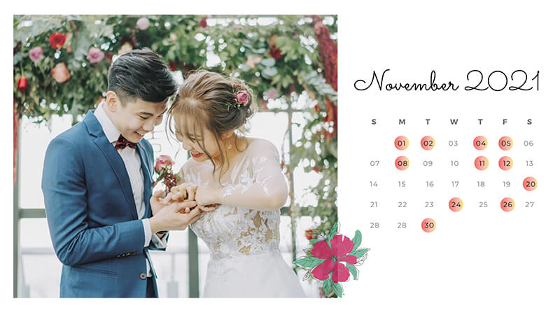 How to choose right wedding date