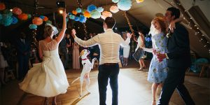 Indoor Wedding Reception Games and Activities