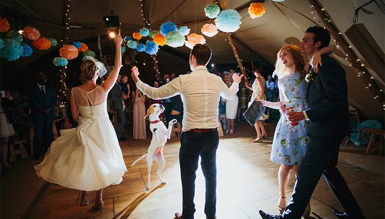 Indoor Wedding Reception Games and Activities