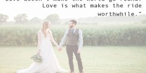 110 Most Romantic Wedding Couple Quotes