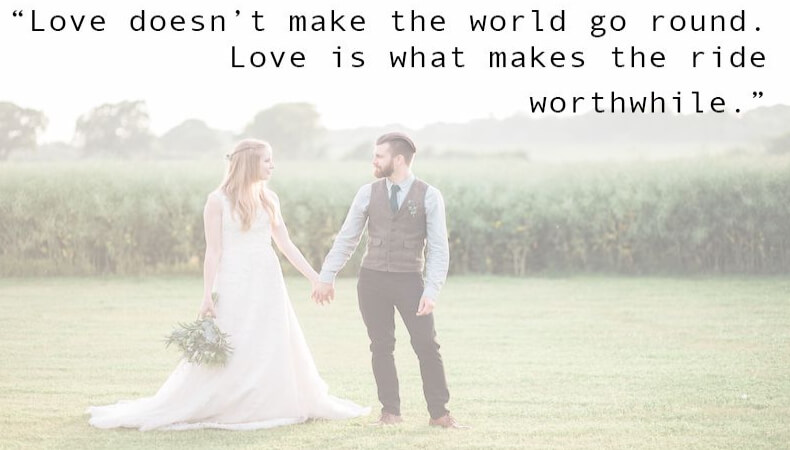 Wedding Couple Quotes