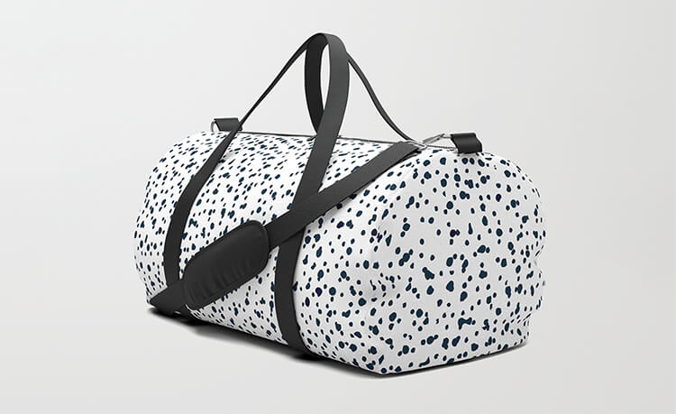 Customized Weekend Bag