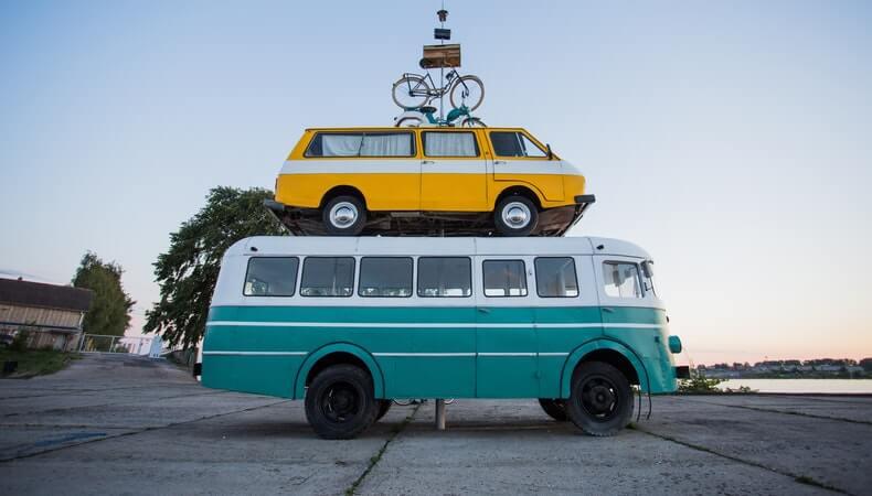 Wedding Transportation Mini Bus
