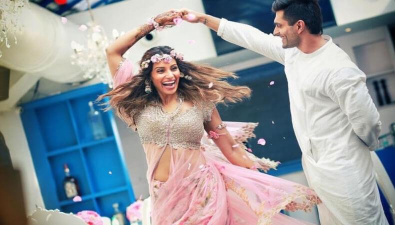Bipasha basu and karan Couple Dance