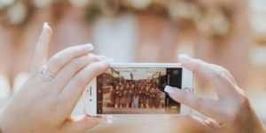 How to Live Stream Your Wedding Ceremony