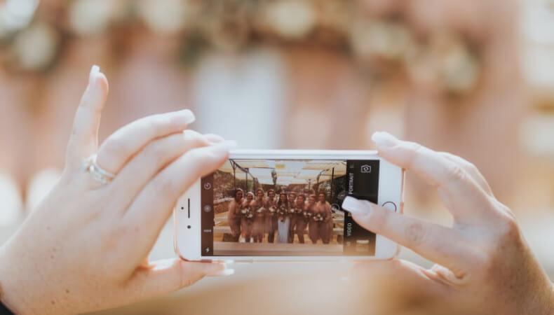Live Stream Wedding