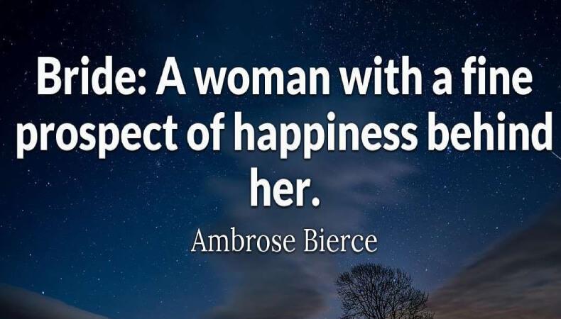 Best Bride Quotes