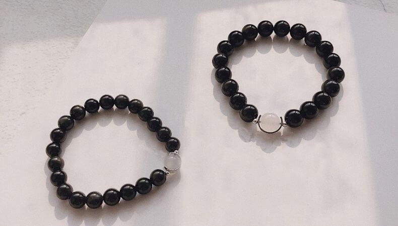 Stones Beaded Bracelet