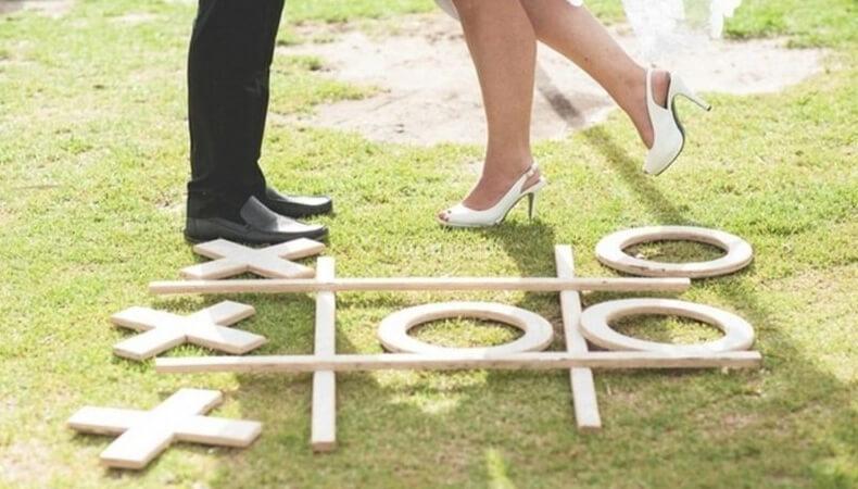 Wedding Games fo couple