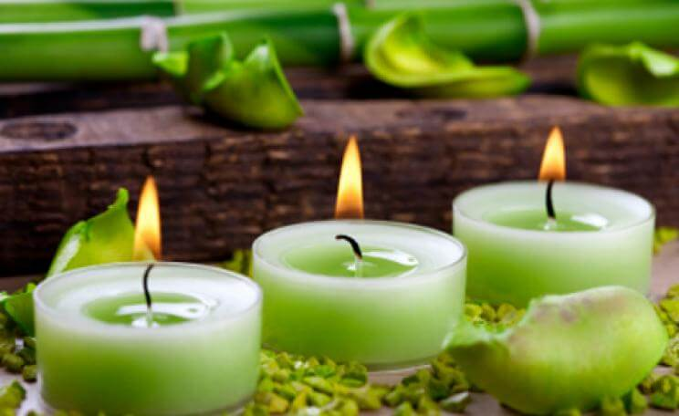 Perfumed Candles
