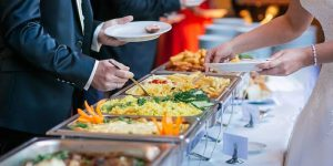 Average Wedding Catering Cost in India