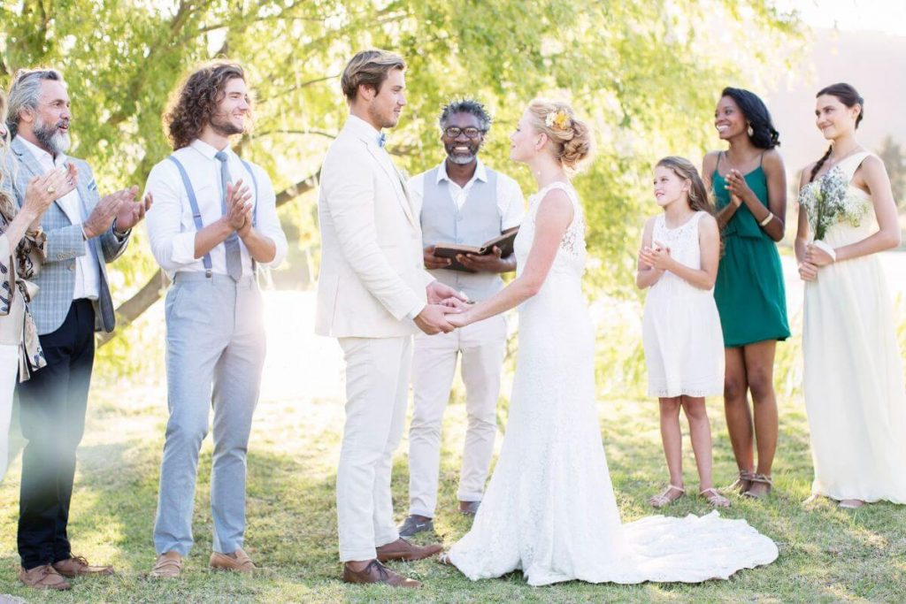 Micro weddings are budget-friendly