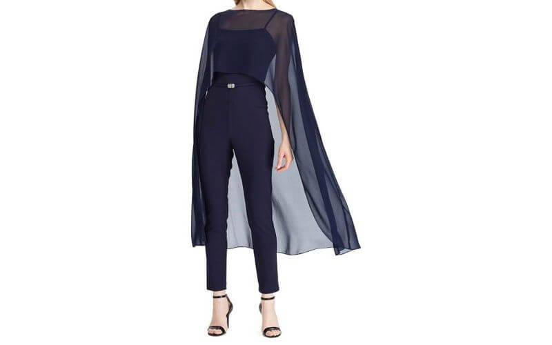 Style it up with Cape Style Jumpsuit