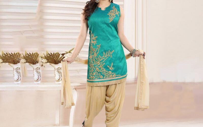 Salwar Suit for that Punjabi Mundi