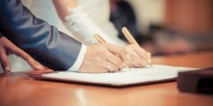 All The Marriage Paperwork You Need to Know