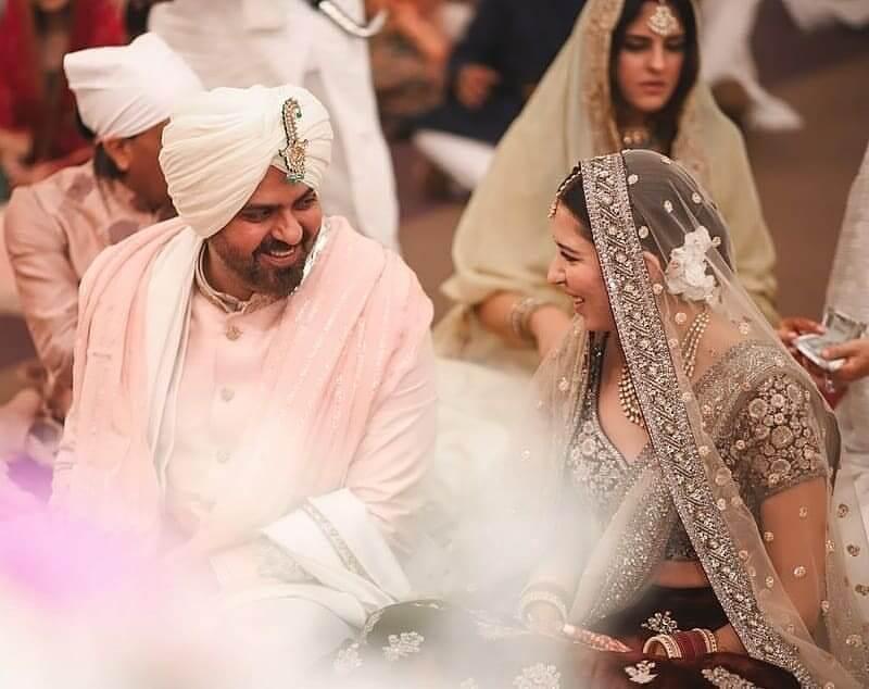 Harman Baweja Sasha Ramchandani Wedding Photos