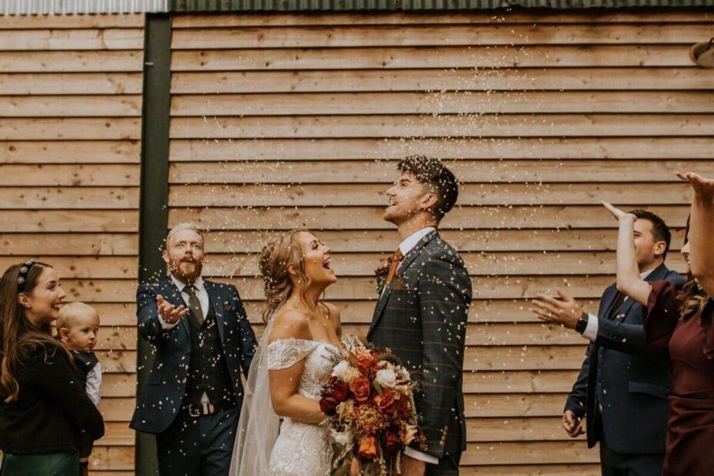 Micro weddings let your creativity soar
