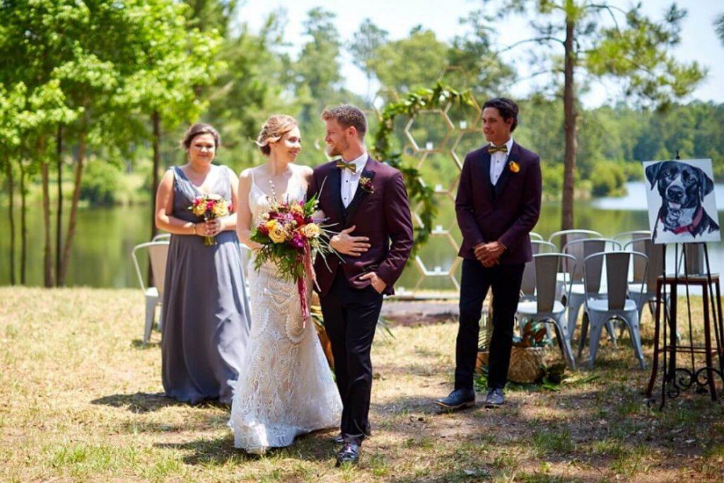 Micro weddings save time