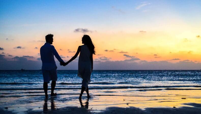 couples Beach Honeymoon Destinations in India