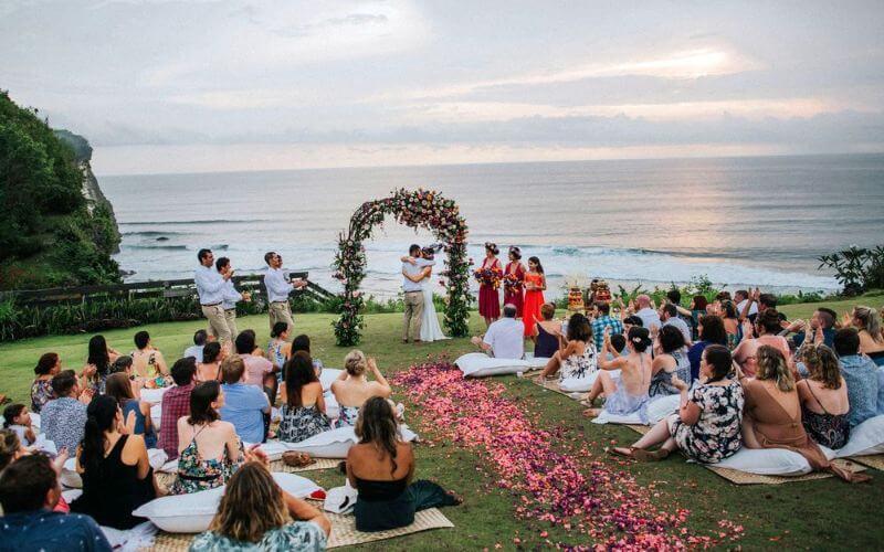 Nature focused Wedding ideas