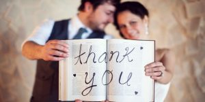 Wedding Thank You Message Wording