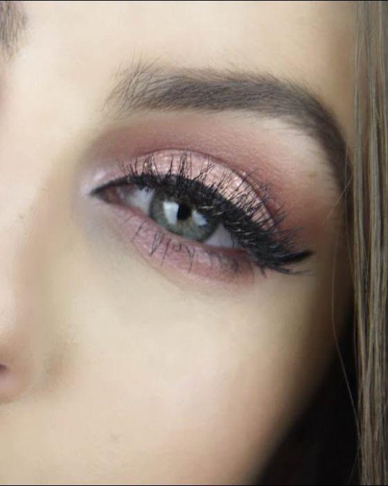 Nude Pink Eye