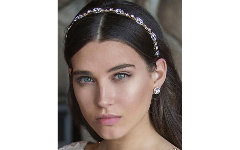 Beautiful Headband hairstyles ideas for wedding