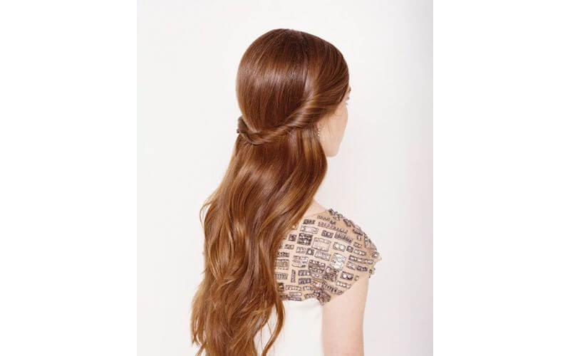 Half Up Half Down Hairstyles ideas