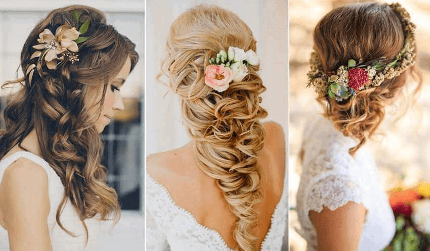 Bridal Hairstyles Ideas for Wedding
