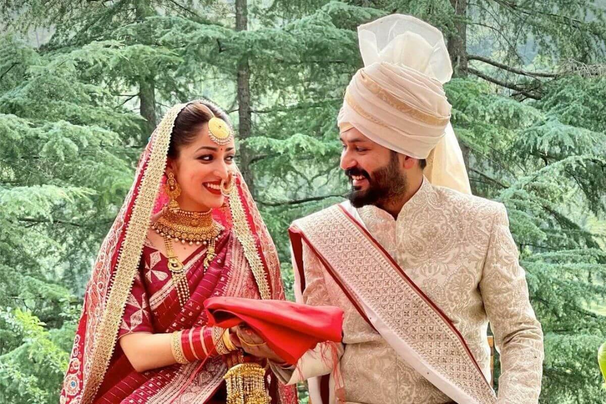 Yami Gautam Marriage photos