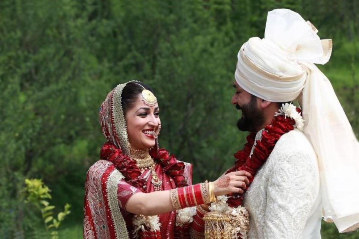 Yami Gautam Wedding Photos